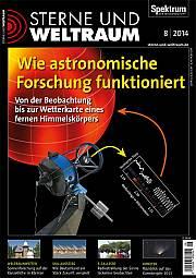 Sterne und Weltraum: August 2014