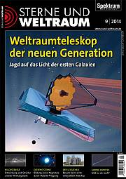 Sterne und Weltraum: September 2014