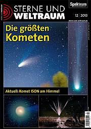 Sterne und Weltraum: Dezember 2013