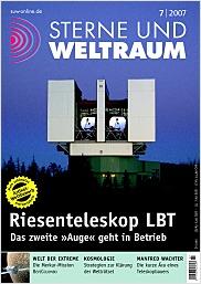 Sterne und Weltraum: Juli 2007 PDF