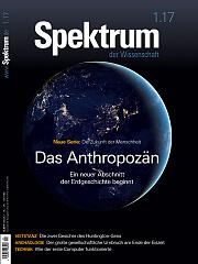 Spektrum der Wissenschaft: Januar 2017