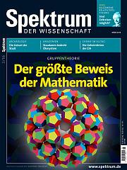 Spektrum der Wissenschaft: März 2016