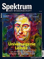 Spektrum der Wissenschaft: Juli 2016