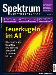 Spektrum der Wissenschaft: September 2015