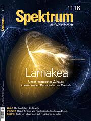 Spektrum der Wissenschaft: November 2016