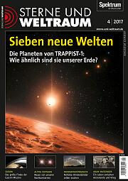 Sterne und Weltraum: April 2017