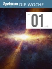 Spektrum - Die Woche: 01/2016