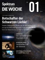 Spektrum - Die Woche: 01/2017