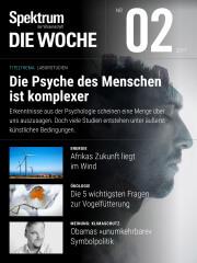 Spektrum - Die Woche: 02/2017