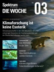 Spektrum - Die Woche: 03/2017