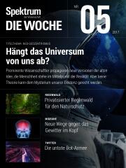 Spektrum - Die Woche: 05/2017