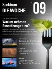Spektrum - Die Woche: 09/2017