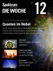 Spektrum - Die Woche: 12/2017