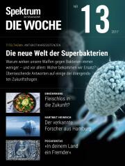 Spektrum - Die Woche: 13/2017