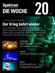 Spektrum - Die Woche: 20/2016
