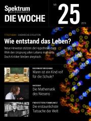 Spektrum - Die Woche: 25/2016
