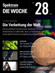 Spektrum - Die Woche: 28/2016