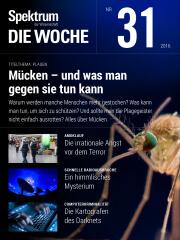 Spektrum - Die Woche: 31/2016