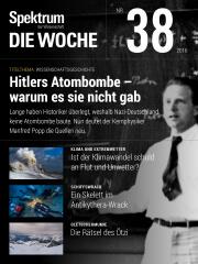 Spektrum - Die Woche: 38/2016