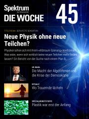 Spektrum - Die Woche: 45/2016