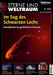 Sterne und Weltraum: August 2013