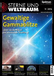 Sterne und Weltraum: November 2016