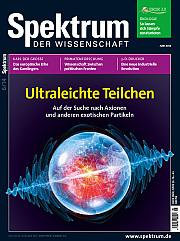 Spektrum der Wissenschaft: Juni 2014