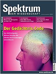 Spektrum der Wissenschaft: Oktober 2007 PDF