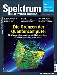 Spektrum der Wissenschaft: Juli 2008 PDF