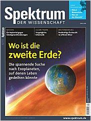 Spektrum der Wissenschaft: April 2011 PDF