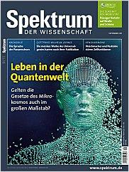 Spektrum der Wissenschaft: September 2011 PDF