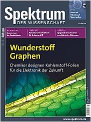 Spektrum der Wissenschaft: August 2012 PDF