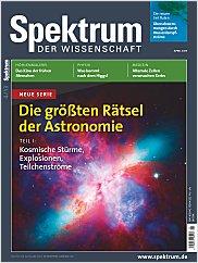 Spektrum der Wissenschaft: April 2013 PDF
