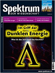 Spektrum der Wissenschaft: August 2014 PDF