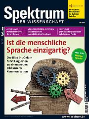 Spektrum der Wissenschaft: Mai 2014