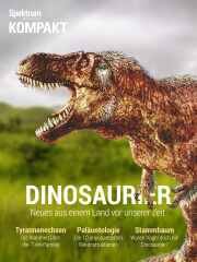 Spektrum Kompakt: Dinosaurier - Neues aus einem Land vor unserer Zeit