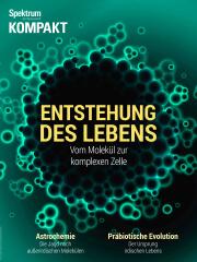Spektrum Kompakt: Entstehung des Lebens - Vom Molekül zur komplexen Zelle