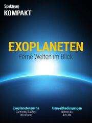 Spektrum Kompakt: Exoplaneten - Ferne Welten im Blick