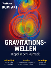 Spektrum Kompakt: Gravitationswellen - Rippel in der Raumzeit