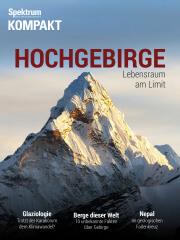 Spektrum Kompakt: Hochgebirge - Lebensraum am Limit