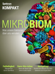 Spektrum Kompakt: Mikrobiom - Was unsere Bakterien über uns verraten