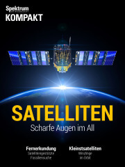 Spektrum Kompakt: Satelliten - Scharfe Augen im All