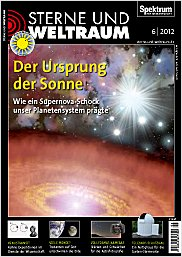 Sterne und Weltraum: Juni 2012 PDF
