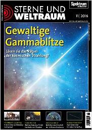 Sterne und Weltraum: November 2016 PDF