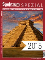 Digitalpaket: Spezialreihe Archäologie-Geschichte-Kultur Jahrgang 2015