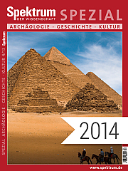 Digitalpaket: Spezialreihe Archäologie-Geschichte-Kultur Jahrgang 2014