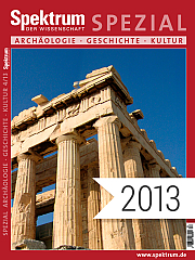 Digitalpaket: Spezialreihe Archäologie-Geschichte-Kultur Jahrgang 2013