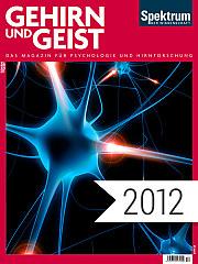 Digitalpaket: Gehirn und Geist Jahrgang 2012