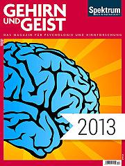 Digitalpaket: Gehirn und Geist Jahrgang 2013