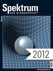 Digitalpaket: Spektrum der Wissenschaft Jahrgang 2012